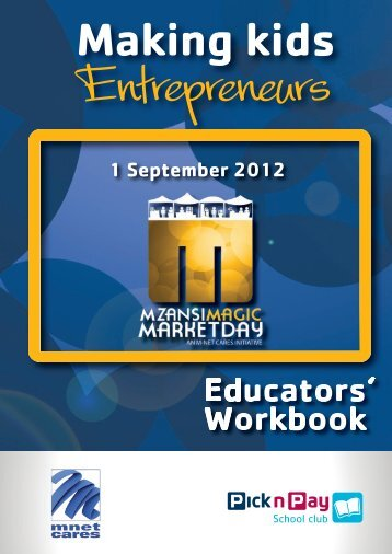 Educator's Workbook - Cape Town