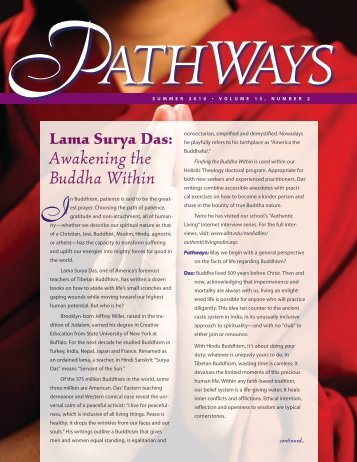 Pathways - American Institute of Holistic Theology