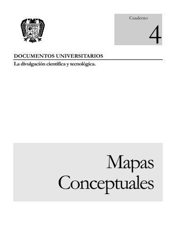 Mapas Conceptuales - Universidad Cristóbal Colón