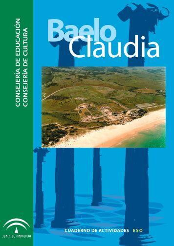 Cuaderno de Actividades. E.S.O. - Junta de Andalucía