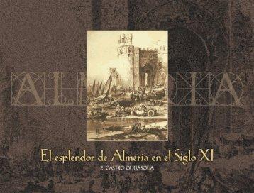 El esplendor de Almería en el siglo XI - Junta de Andalucía