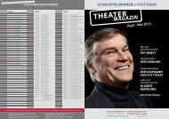 April - Mai 2013 - Altes Schauspielhaus und Komödie im Marquardt