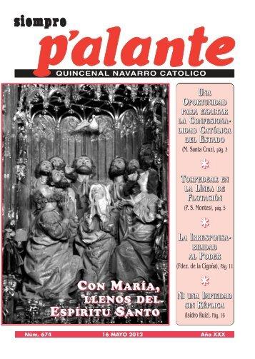 Revista P'alante 674:Maquetación 1 - Siempre P'Alante