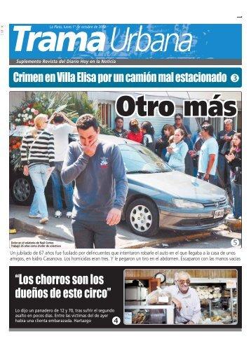 Trama Urbana - Diario Hoy