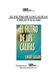 EL FILTRO DE LOS CALIFAS - AMPA Severí Torres