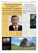 Iglesia se siente traicionada Iglesia se siente ... - Radio Antillanca - Page 6