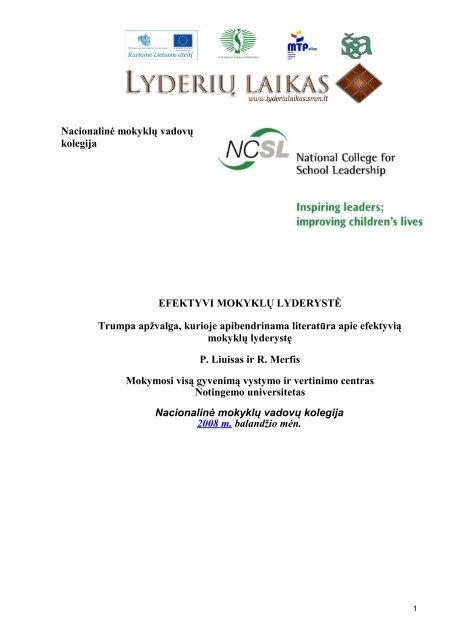 durhamo universiteto švietimo strategija