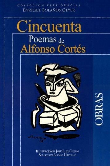 Cincuenta Poemas de Alfonso Cortés - Biblioteca Enrique Bolaños