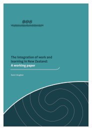 Integration of Work and Learning in NZ.pdf - New Zealand Council ...