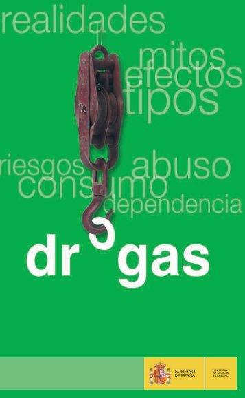 Guia de Drogas - Plan Nacional sobre drogas