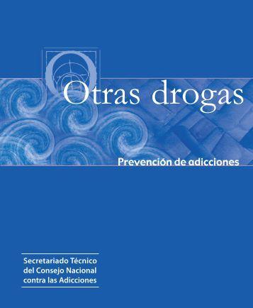 Guia otras drogas.qxp - Comisión Nacional contra las Adicciones