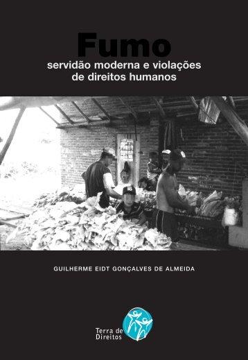 Fumo: servidão moderna e violações de direitos humanos