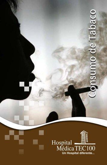 consumo de tabaco - Médica Tec 100