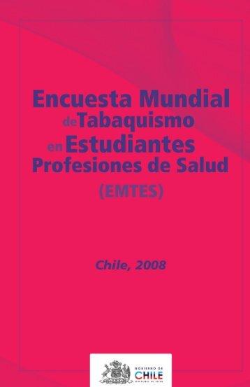 Informe Final - Departamento de Epidemiología - Ministerio de Salud