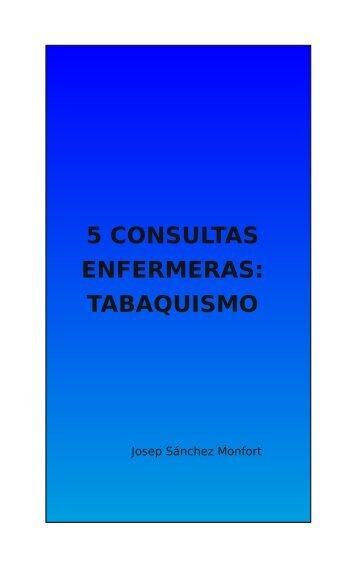 5 CONSULTAS ENFERMERAS: TABAQUISMO - Brinkster