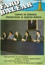 cámara de comercio presentación de nuestra revista - Biblioteca ...
