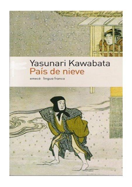 Pais de nieve yasunari kawabata pdf