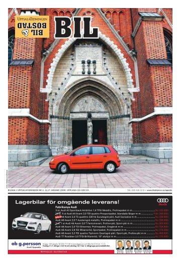 Lagerbilar för omgående leverans! - Direktpress.se