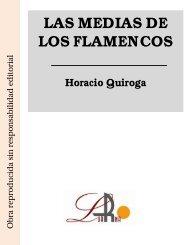 Las medias de los flamencos - Ataun