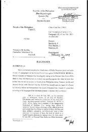 Crim Case/s 27925 - People vs. Sevilla - Sandiganbayan
