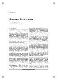 Hemorragia digestiva aguda - Colegio Médico del Perú