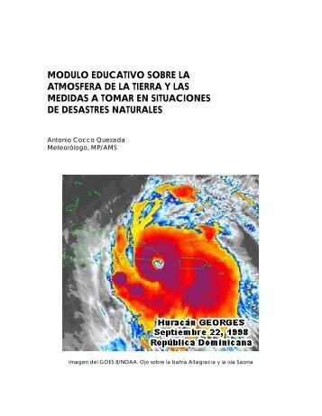 modulo educativo sobre la atmosfera de la tierra - Clima República ...