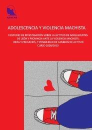 ADOLESCENCIA Y VIOLENCIA MACHISTA - ADAVAS
