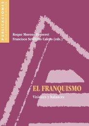 Visiones y balances - Publicaciones de la Universidad de Alicante