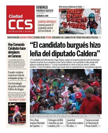 16/09/12 - Ciudad CCS