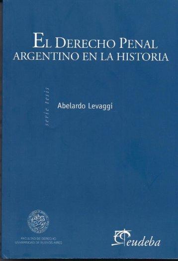 CapituLo 1 Conceptos básicos - Historia del Derecho Argentino
