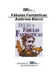 fabulas fantasticas - AMPA Severí Torres