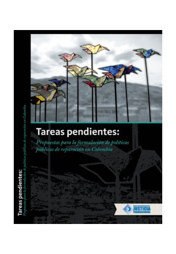 Introducción - International Center for Transitional Justice