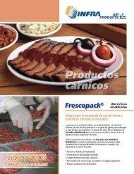 Productos cárnicos - Grupo Infra