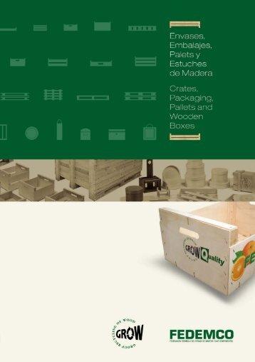 Catálogo de productos fedemco - Interempresas