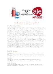 Los 10 mandamientos de un joven emprendedor - Carné Joven ...