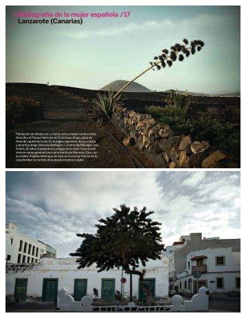 Radiografía de la mujer española /17 Lanzarote (Canarias) - El Mundo