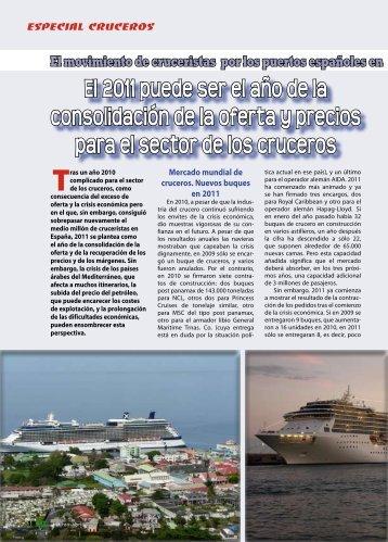 Especial Cruceros - TAT Revista - Transporte Aéreo & Turismo