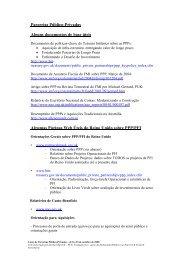 lista de websites - port - enviada alt rodapé
