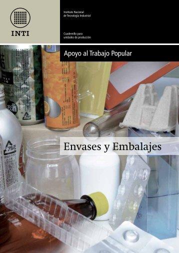 Envases y Embalajes - INTI
