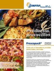 Productos precocidos - Grupo Infra