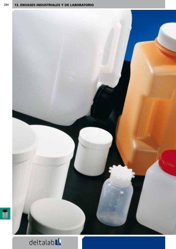 Envases industriales y de laboratorios - Deltalab
