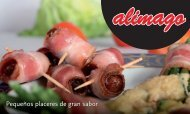Pequeños placeres de gran sabor - Alimago
