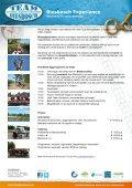 Adventure en varen door het nationale park ... - VVV Oosterhout - Page 2
