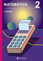 Matemática Nivel II - Región Educativa 11