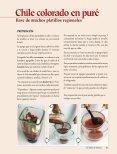 INGREDIENTES: - El sabor de Sonora - Page 2