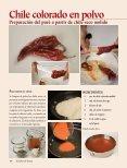 INGREDIENTES: - El sabor de Sonora - Page 3