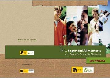 Descargar PDF - Agencia Española de Seguridad Alimentaria y ...