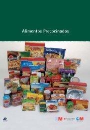 Alimentos Precocinados - Publicaciones de Salud Pública