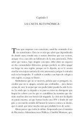 Primeras páginas - La esfera de los libros