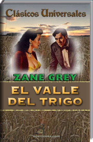 EL VALLE DEL TRIGO EL VALLE DEL TRIGO - Liberbooks